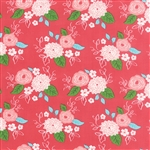 Gooseberry Berry Bouquet Yardage