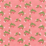 Gooseberry Petal Pink Patch Yardage