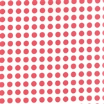 Gooseberry Berry on Cloud Polka Dots Yardage