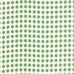 Gooseberry Leaf on Cloud Polka Dots Yardage