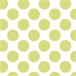 Twirl Green Dots