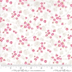 First Romance Sugar Plum Valentine Yardage SKU# 8400-11 First Romance by Kristyne Czepuryk for Moda Fabrics