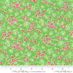 First Romance Cutie Pie Valentine Yardage  SKU# 8400-15 First Romance by Kristyne Czepuryk for Moda Fabrics