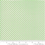 First Romance Cutie Pie Garden Gate Yardage  SKU# 8406-14 First Romance by Kristyne Czepuryk for Moda Fabrics
