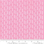 First Romance Sweet Pea Climbing Lattice Yardage  SKU# 8407-18 First Romance by Kristyne Czepuryk for Moda Fabrics