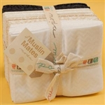 Muslin Mates Fat Quarter Bundle