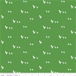 Country Girls Ducks Green Yardage