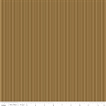 Rover Stripe Brown Yardage
