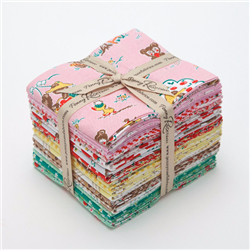 Apple Farm Fat Quarter Bundle