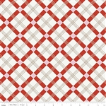 Apple Farm Plaid Red