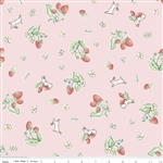 Bunnies and Cream Strawberry Pink