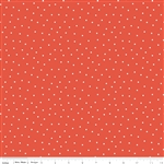 Glamper-licious Red Dots Yardage