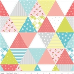 Glamper-licious Gray Cheater Panel Yardage