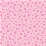 Pink on Pink Dot Flannel Yardage