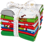 How the Grinch Stole Christmas Fat Quarter bundle