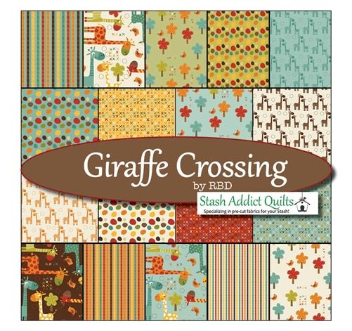 Crossing Fat Quarter Bundle : stash addict quilts - Adamdwight.com