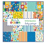 In the Ocean Fat Quarter Bundle
