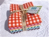 Cotton Gingham Medium Fat Quarter Bundle