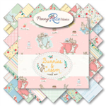 Bunnies and Cream Fat Quarter Bundle