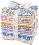 Pretty Posies Multi colorstory Fat Quarter Bundle