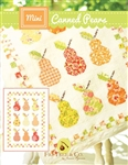 Mini Canned Pears Quilt Pattern by Fig Tree Quilts