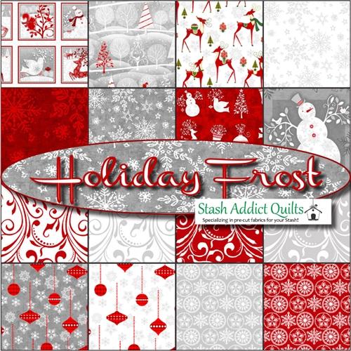 Frost Fat Quarter Bundle : stash addict quilts - Adamdwight.com