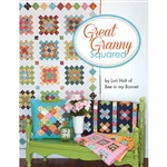 Great Granny Squared Book by Lori Holt