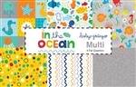 In the Ocean Multi Colorway Fat Quarter Bundle