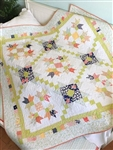Purely Petals Coney Island Quilt Kit