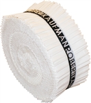 Kona Solids White Roll Up