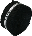 Kona Solids Black Roll Up