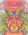 Tula Pink Coloring Book - Softcover