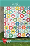 Hoopla Quilt Pattern by Cluck Cluck SEW