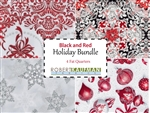 Lil'Holiday Flourish Fat Quarter Bundle