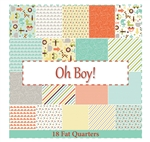 Oh Boy Fat Quarter Bundle