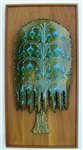 Curtis Jere enamel tree