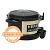 HepaPro4 - HEPA Filter Canister Vacuum, 4 Gallon