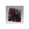 "Nikro 860226 - 16"" x 16"" Nylon Duct Brush"