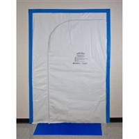Abatement Technologies AIRE GUARDIAN® Door Guard Reusable Containment Barrier