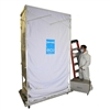 Mintie ECU2 Containment Bundle - RENTAL- Dust cart, dust buggie, environmental containment cube.