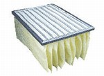 For use with OA2200UL:  Bag Filter, 95% ASHRAE, 24x18x12, 9-pockets