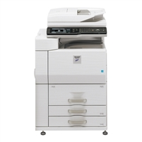 Floor Model Sharp MX-M623 A3 Mono Laser Copier