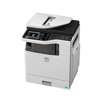 Brand New Sharp MX-C312 Color A4 Laser Copier