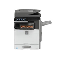Brand New Sharp MX-M465N Black and White A3 Laser Copier