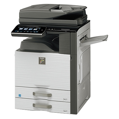 Brand New Sharp MX-4140N Multifunction Color Copier