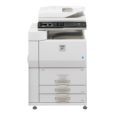 Brand New Sharp MX-M753U Multifunction Black and White Copier