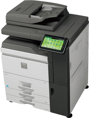 Sharp MX-6240N Refurbished Document System Multifunction