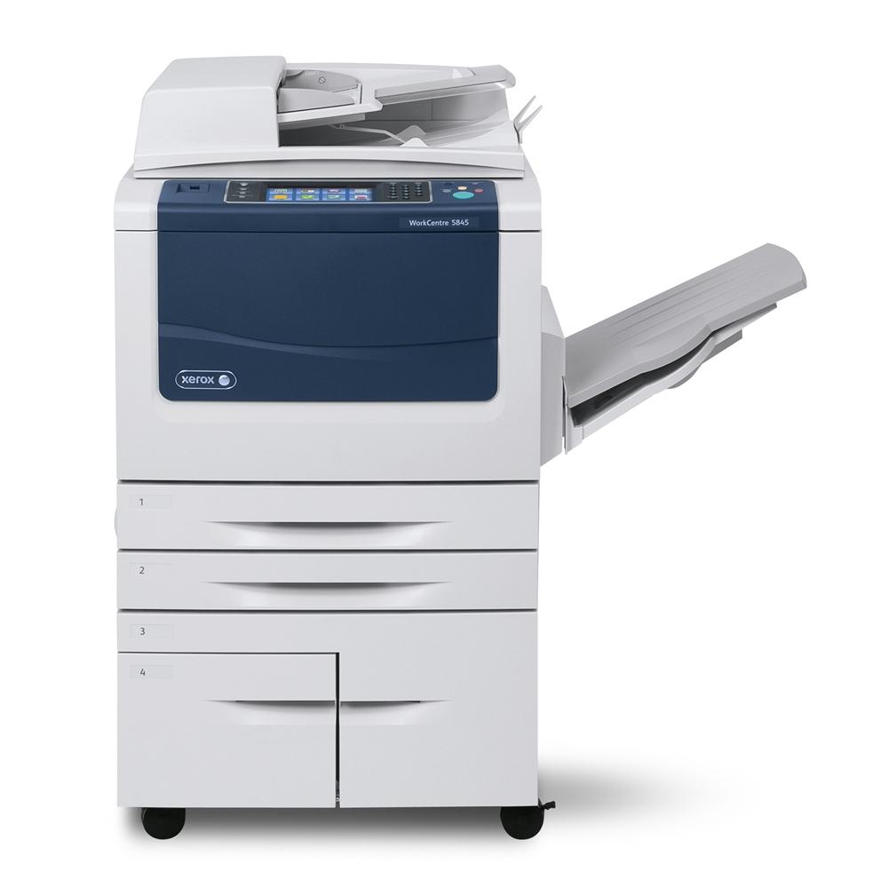 Xerox WorkCentre 5845 A3 Black Amp White Laser Copier
