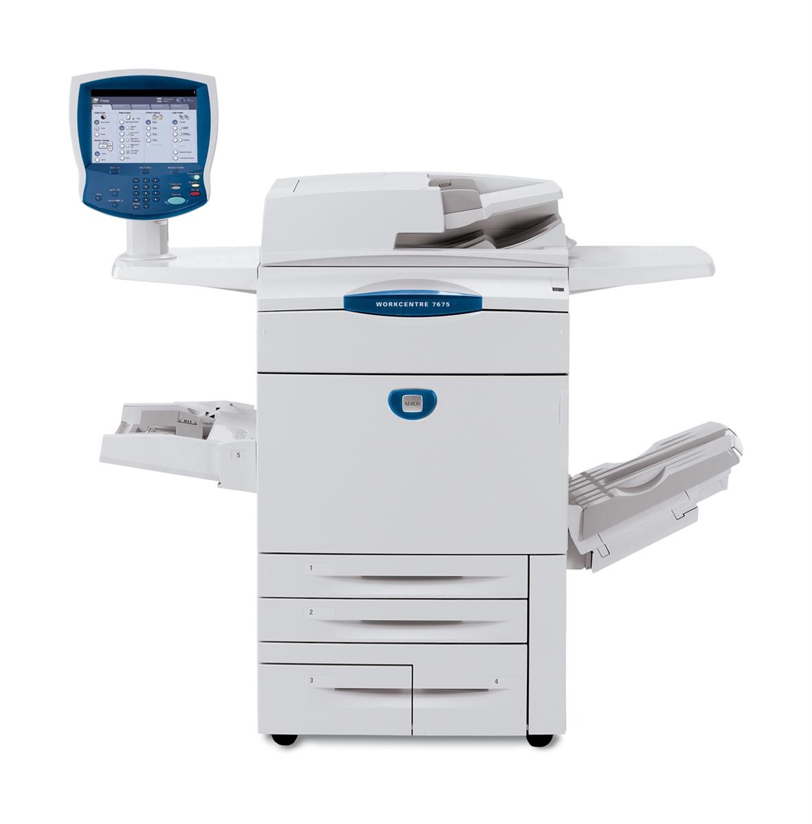 Xerox WorkCentre 7655 A3 Laser Copier