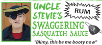 Uncle Stevie's Swaggering Sasquatch Sauce